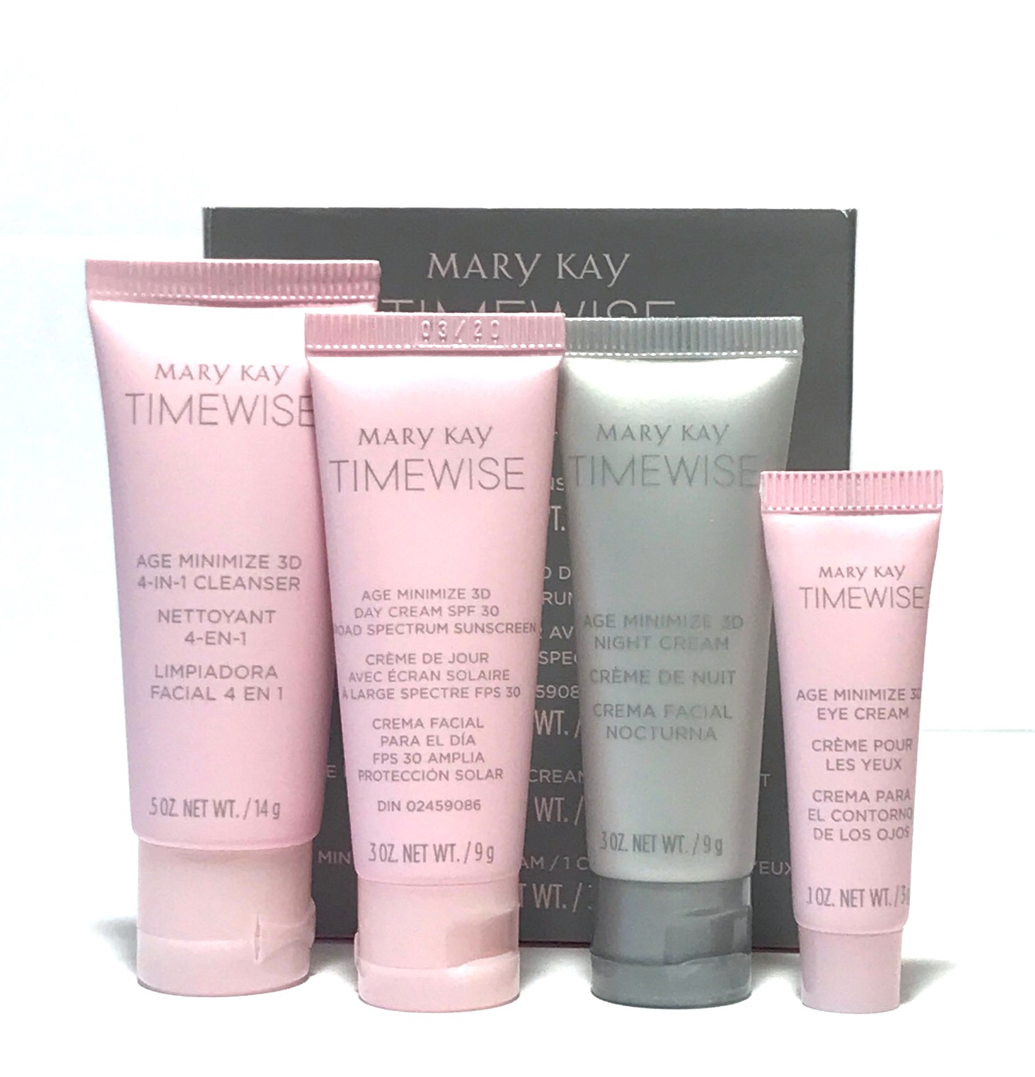 TimeWise® Ultimate Miracle Set 3D™ | Normal/Dry | Mary Kay